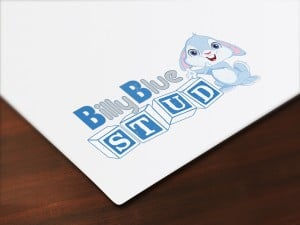 Billy Blue Stud logo