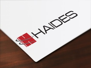 Haides logo development