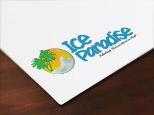 Ice Paradise logo