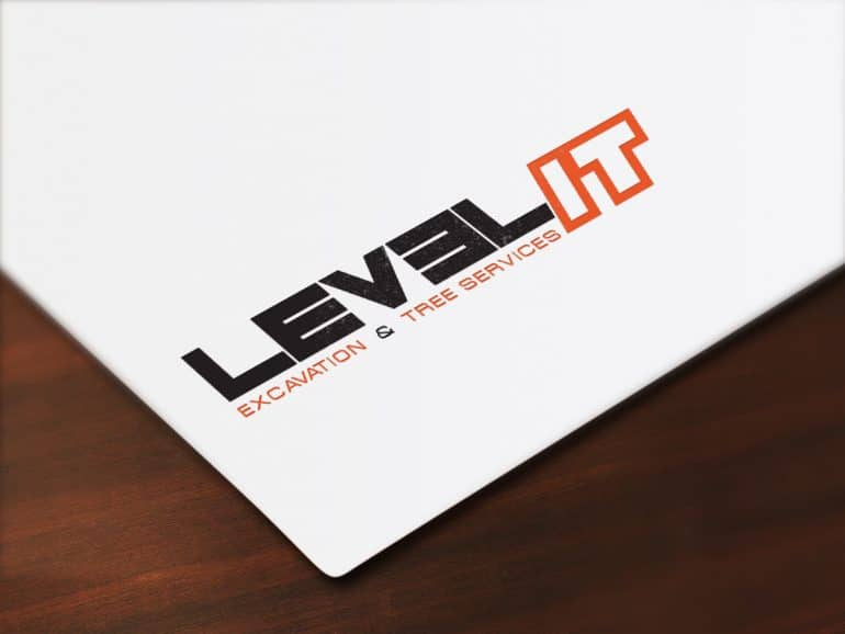 Level It Excavation logo