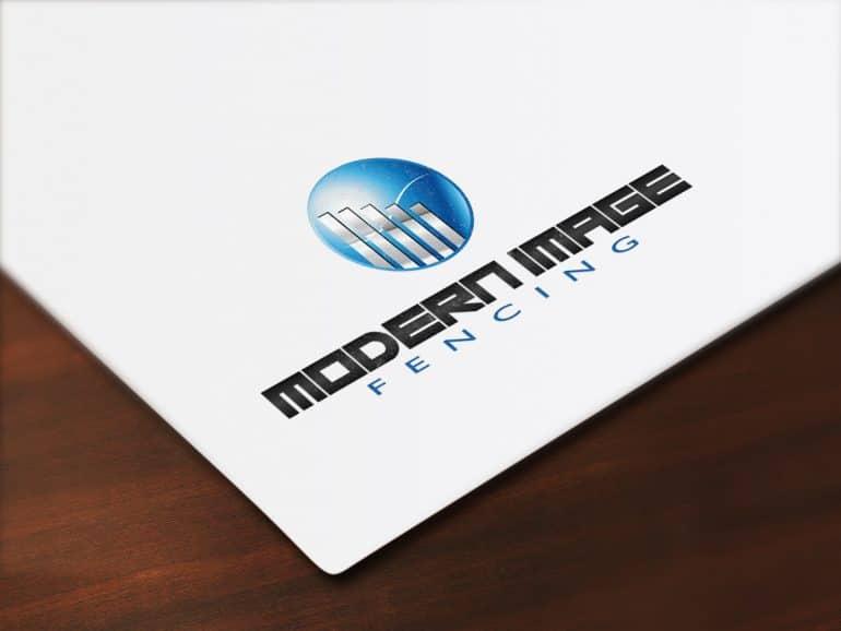 Modern Image Fencing logo