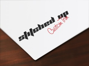 Stitched Up Custom Trim logo