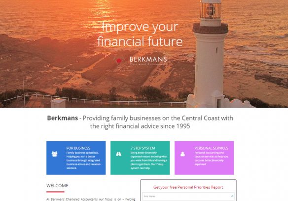Berkmans Chartered Accountants