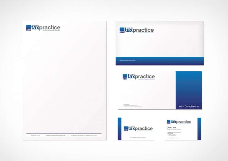 Maximum Xposure Stationery Mock-Up